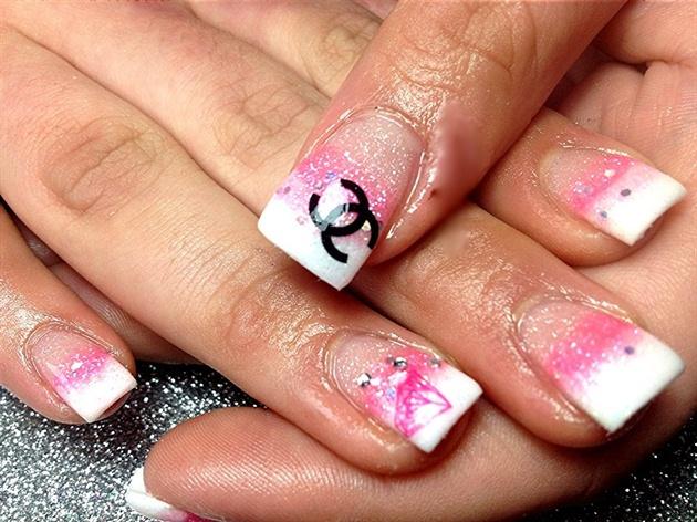 Pink Diamond Chanels