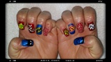 Superhero Nails!