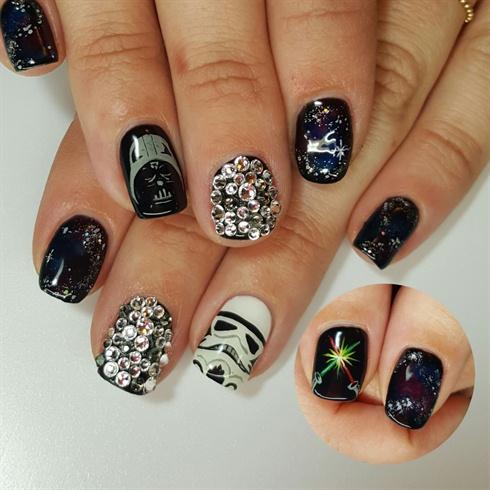 Star Wars - Star Wars - Nail Art Gallery