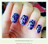 leopard matte madness