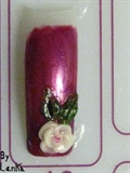 simple 3D rose