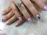 Too purple
