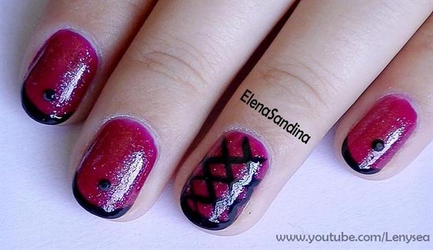 Vampy Nails