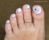 Dots in Circles