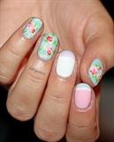 Spring/Summer Pastel Nails