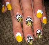 Beer Nails