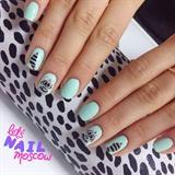 racoon nails 💅