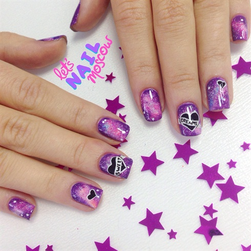 purple space 🔮