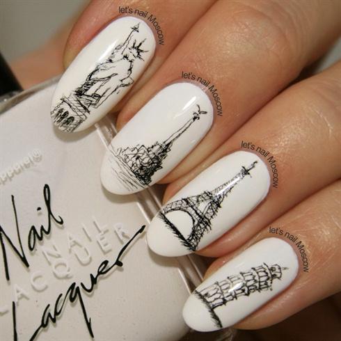 architecture nails 🗽