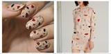 stella mc'cartney inspired nails 💕