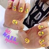 Tweety nails 💕🐤💕
