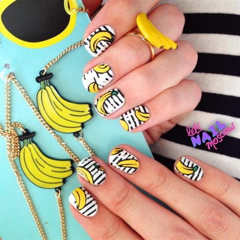 banananails 🍌🍌🍌