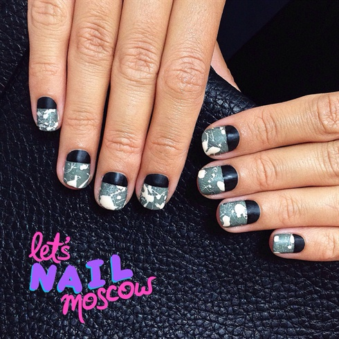 ▪️modern art nails ▪️