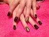 Leopard Print On Ring Finger!!