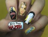 Daily Grace Youtube Portrait Nails