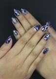Femme Fatale Nails- NTNA Week 8