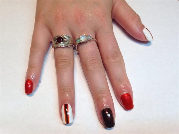Browns Nails!