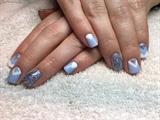 Blue For Glitter