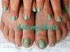 seagreen shellac n sea shells