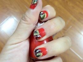 nail art: 3D