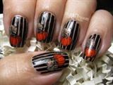 Pumpkin Stripes