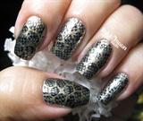 Metallic Snakeskin