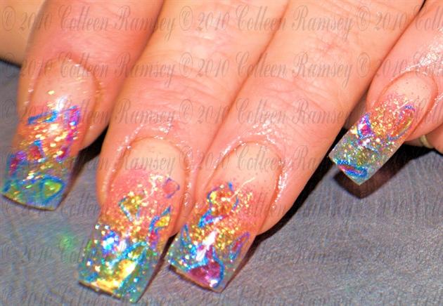 Gemtone sparkles