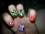 southern nails