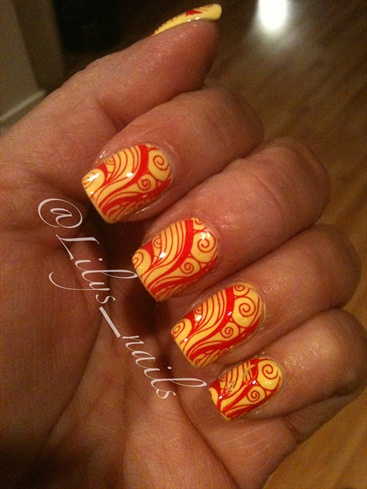 Swirl Stamping