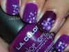 Lupus Awareness  Nail Art