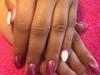 Pinky-white