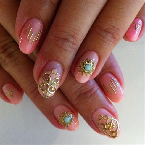 Antique nail ♡