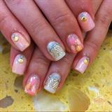 summer nail ♡