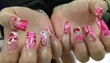 Valentine's nails