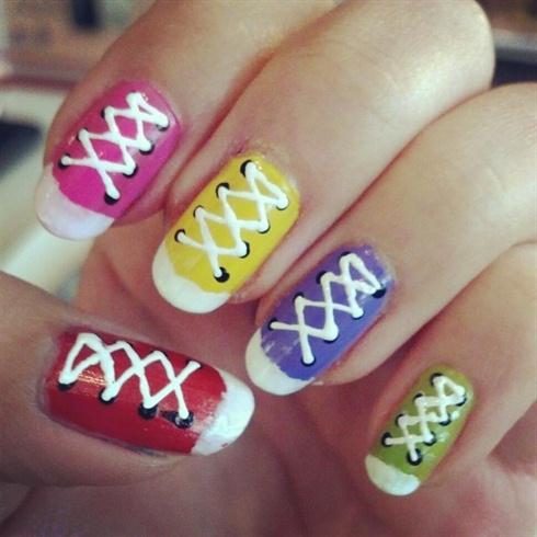 Shoelaces Nails