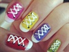 Shoelaces Nails