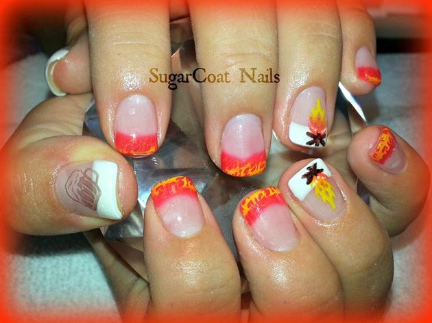 Camping nails