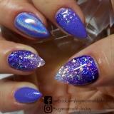Purple Prisms