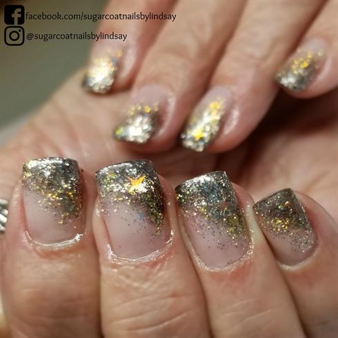 Glitzy Gold