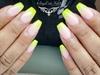 Neon Yellow Baby Boomer