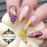 Pumpkins & Marble