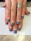 Gel Nails W Design