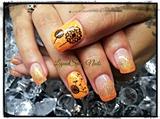 Dandelions ~ Orange