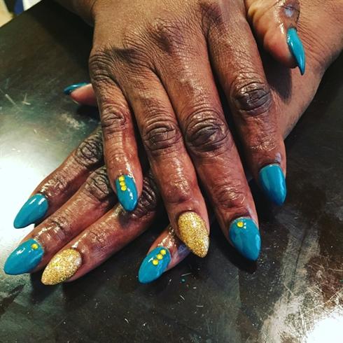 Nails By Me #cincinnati