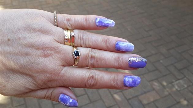 My nails (natural)