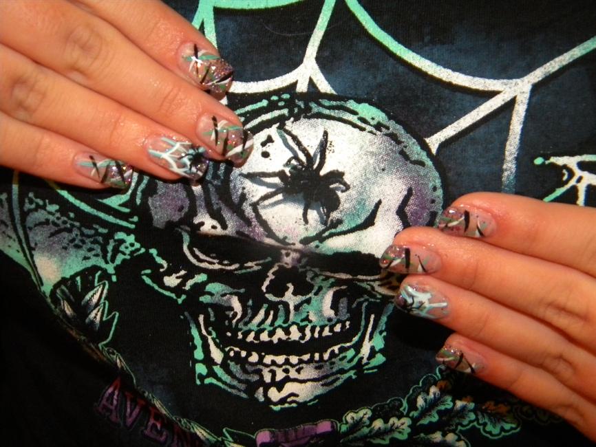 rock n roll - Nail Art Gallery