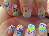 Pokey lil puppies
