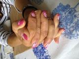 lace nailart