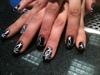 Nail art and gems