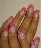 paillettes rose